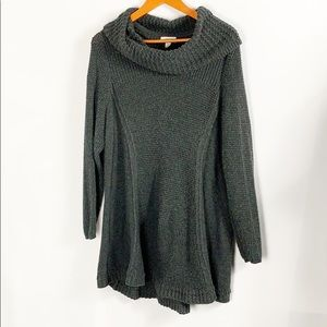 Style & Co Cowl Neck Sweater Tunic Size 2X
